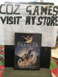 Prancer Dvd Christmas Family Film - Region 1 Ntsc Free Post