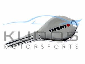 Nismo Style Blank Key for Nissan A31/C33/R32/R33/RNN14/S13/S14/WC34/Z31/Z32