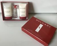 Emirates Airlines Bvlgari Kit First Class Amenity Kit Cologne Lotion After Shave