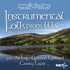 CD INSTRUMENTAL FOLK FROM PAYS DE GALLES d'Artistes Divers 2CDs