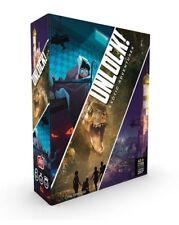 Unlock 4 Exotic Adventures Asmodee Editions ASMSCUNLOCK04EN