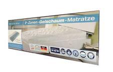f.a.n. 7 Zonen Gelschaum Matratze 90 x 200 cm Aloe Vera H2 Mehrschichtmatratze