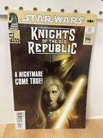 Star Wars Knights of the Old Republic #40 Comic 1st Evil Darth Malak 2009