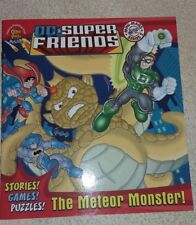 DC Super Friends The Meteor Monster !    Mini Mags Series 2   NEW