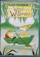 The Wind in the Willows DVD Slim Case