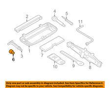 BMW OEM 14-16 328i GT xDrive Rear Body-Wheel Lock Kit 36136792851