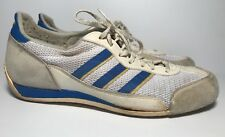Vintage Rare Adidas Fencing Shoes - West Germany - Size 7.5 - Retro