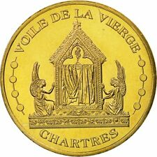 [#520615] France, Token, Touristic token, Chartres - La Cathédrale n°7, 2012