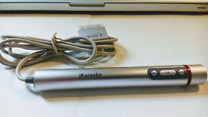 GRIFFIN iKaraoke Microphone (FCCID#PAV9757).