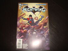 NIGHTWING #6  New 52 1st Print  DC Comics 2012 NM