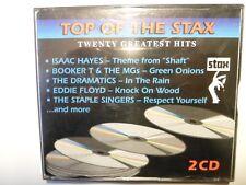 ALBUM CD - Top Of The Stax - Twenty Greatest Hits