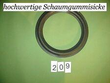 Altec Lansing W32735 Schaumgummi Sicken foam surrounds incl Kleber-Löser 209