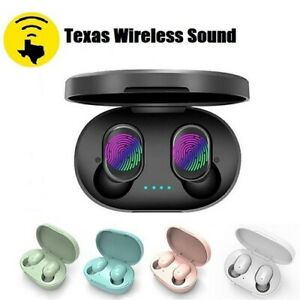 Earbuds Wireless TWS Bluetooth Headset For Samsung Android Apple iPhone iPod