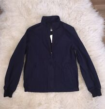 NEW J. Crew Victura Jacket Coat Men's Xs XSmall Navy Blue F1553 SOLD-OUT!