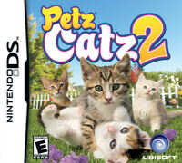 Petz: Catz 2 - Nintendo DS Game - Game Only