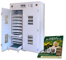 HEKA F.-Olymp 2200B+S - Incubator with filter, cool., rocking-mech., humidif.