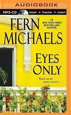 Sisterhood: Eyes Only 24 by Fern Michaels (2014, MP3 CD, Unabridged)