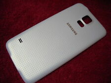 OEM White Back Battery Housing Door Case Cover for Samsung Galaxy s 5 ome