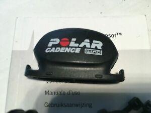 POLAR CS SENSORE CADENZA W.I.N.D. RS800CX RCX5 RCX3 CS600 CS500 + RCX3GPS CS600x
