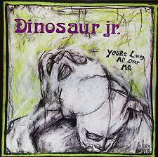 Dinosaur Jr. - You're Living All Over Me (1LP Vinyl, Reissue) Jagjaguwar, NEU!