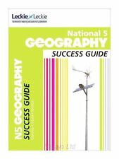 National 5 Geography Success Guide by Alison Hughes, Rob Hands, Leckie &...
