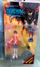 "DEVILMAN ACTION FIGURE MORE THAN DEMON   ""MIKI""  FEWTURE"