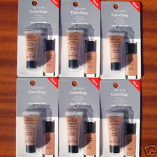 REVLON COLORSTAY MAQUILLAGE BASE 30ml MOYEN BEIGE NORMAL/PEAUX SÈCHES