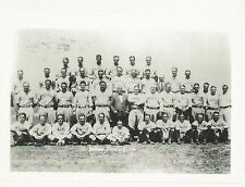 1931 NEW YORK YANKEES TEAM PICTURE including Babe Ruth - 8 X 10 PHOTO #2