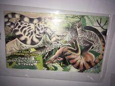 Malaysia 2000 Protected Mammals ( 2nd Series )   ms miniature sheet