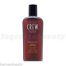 American Crew daily shampoo 250 ml, per capelli normali e grassi