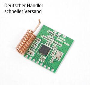 CC1101 868 MHz Wireless Funk Modul Transciever FHEM CUL Arduino Raspber… [#1356]