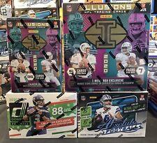 Buffalo Bills 2020 Panini Illusions Donruss Absolute Football Box Break