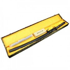 Full Tang Razor Sharp Battle Ready Damascus Steel Katana Bushido Samurai Sword -