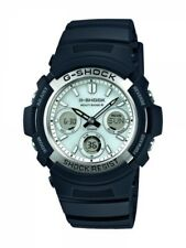 Casio G-Shock Herrenuhr Uhr Funk Solar Funkuhr 20 Bar AWG-M100S-7AER