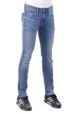 Tommy Hilfiger Jeans Uomo Slim Scanton Dogwood Light Blue stretch