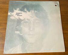 JOHN LENNON ~ IMAGINE ORIGINAL FIRST PRESS APPLE LABEL PROMO LP ~ STILL SEALED!