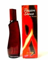 AVON Perfume Passion Dance Eau de Toilette Spray Genuine 50 ml