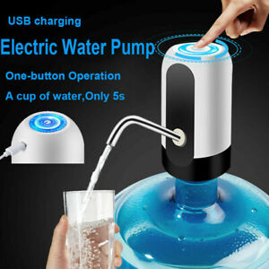 KPZ Automatic Drinking Water Pump Universal Electric Water Dispenser with LED Button(Fast Shipment!!!)