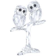 Swarovski Crystal BABY OWLS 5249263 New 2017