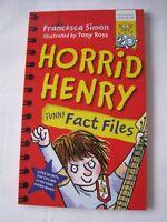 World Book Day 2017:Horrid Henry by Francesca Simon Paperback NEW