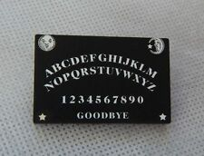 Ouija Board Brooch or Scarf Pin Jewelry Handmade NEW Accessories Wood Fashion