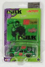 BOBBY LABONTE NASCAR ACTION 1:64 STOCK CAR MARVEL INCREDIBLE HULK INTERSTATE