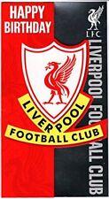 Liverpool Happy Birthday Card NEW