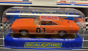 *Rare* scalextric 1/32 Scale Dukes Of Hazard slot car