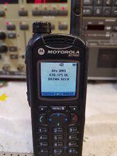 Tetra Motorola MTP 850 Handfunkgerät gebraucht AFU erweitert