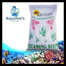 Aquatees White Fine Sand Substrate 3kg Pet Aquarium Fish-Tank Reptile Bird Cage