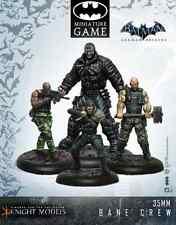 Knight Models BNIB Batman Arkham Origins - BANE CREW K35BAO002