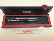 Rotring Jazz Rollerball Pen Graphite 31305 New In Box Collectible