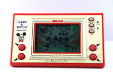 Nintendo Game & Watch Wide Screen Mickey Mouse MC-25 Made in Japan Great Cond.