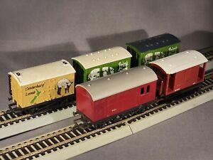 Lot of Vintage Tri-Ang / Hornby OO Gauge Wagons
